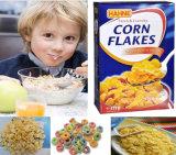 Frühstückskost- aus GetreideCorn Flakes, die Maschinen-Corn- Flakesaufbereitende Maschinen-Preis bilden