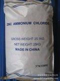 het Chloride van het Zink van het Ammonium van 45% 55% 75% voor galvaniseert de Industrie