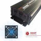 AC 300W 500W 600W 1000W 1500W 2000W 3000W純粋な正弦波力インバーターへの12V/24V/48V DC