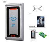 Controle de acesso de metal RFID / Leitor de cartão de proximidade RF006em
