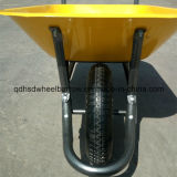 Construction résistant Wheel Barrow avec 0.5-1mm Tray