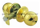 Botão tubular Lockset do fechamento de porta - 607