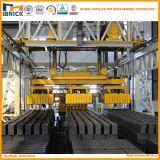 Máquina de empilhamento automática cheia do tijolo do projeto da estufa de túnel do tijolo da argila
