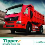 10 M3 HOWO 4X2 Tipper Truck