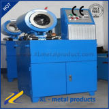 Máquina de friso de friso da mangueira hidráulica automática da máquina-instrumento da mangueira de alta pressão