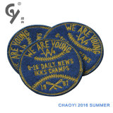 Kids Cloth를 위한 자수 Badge Embroidery Patch