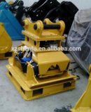 Tassement de certificat de qualité d'OIN et de GV/plaque de compacteur pour l'excavatrice
