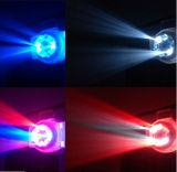 디스코 단계를 위한 새로운 8PCS*3W LED 효력 반점 Gobo 빛