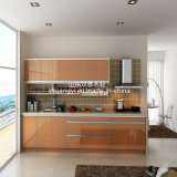 Keukenkasten van de Luxe van China de Uitstekende kwaliteit Aangepaste