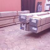 Vierkante Buis van het Aluminium 6061 T6