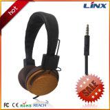 Cuffie uniche Premium di legno MP3