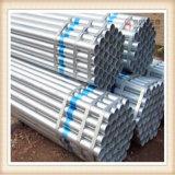 Tubo d'acciaio galvanizzato tuffato caldo Q235, Q345