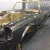 Cabine de jet diplôméee par CE de véhicule, élément de peinture, cabine de jet de peinture