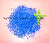Gel di silice blu d'Indicazione libero dell'alto cobalto di assorbimento