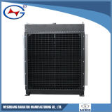 Yfd11A-8: Radiador de cobre del agua para el conjunto de generador de Daewoo