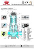 6inch 20kw 모터에 의해 모는 잠수할 수 있는 수도 펌프