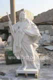 Statua di scultura romana