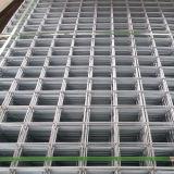 la jaula de pájaro de apertura del alambre 200X200m m de 8m m barato galvanizó el panel de acoplamiento soldado de alambre