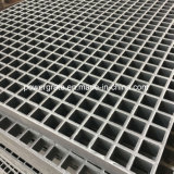 Cóncava de la superficie de FRP de fibra de vidrio Reja