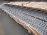 Tubulação de aço inoxidável para o cambista de calor
