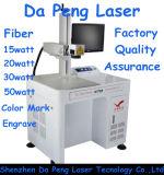 Машина маркировки лазера волокна Китая для металла или неметалла