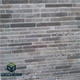 Серая панель плакирования PU типа стены для изоляции и украшения стены
