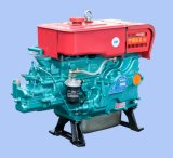 Laidong Singolo-Cylinder Diesel Engine (16HP-34HP)