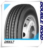 Doppelte Gummireifen des Straßen-Marken-LKW-TBR für LKW-Radialbus-Gummireifen 315/80r22.5