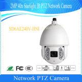 Appareil-photo de la lumière des étoiles PTZ IR de Dahua 2MP 40X (SD6AE240V-HNI)
