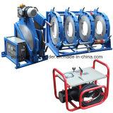 Machine de soudure par fusion de bout de pipe de HDPE de Sud500h