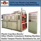 PlastikglasThermoforming Maschine