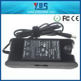 adattatore del computer portatile di 19.5V 4.62A con le punte 7.4*5.0 per DELL