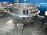 Het Overhellen van de stoom het Koken Pan 50-1000L (ace-jcg-V2)