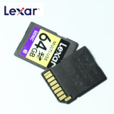 Multi-Use 64G Memory Card High Speed Class10 deviazione standard Card 64GB Sdxc Card di Lexar