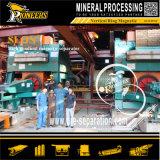 Do projeto forte da faixa de Slon da intensidade da máquina de mineração do ferro separador magnético
