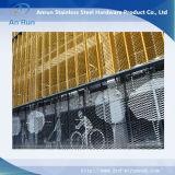 Leedテスト工場Y Buidingのための優雅で装飾的な金網