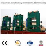 50 톤 Xlb400X400X2 고무 치료 압박