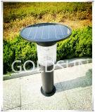 Lampe solaire de tueur de trappe de moustique