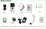 HD 1 großpixel CMOS-Bild-Fühler-drahtlose videotürklingel mit drahtlosem Dingdong