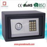 Rectángulo seguro electrónico para el hogar y la oficina (G-20EA), acero sólido