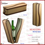 Modieus Pu Wine Bottle Box (2125R1)