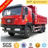 Hongyan 팁 주는 사람 덤프 트럭 선적 돌 트럭