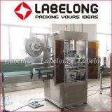 Machine d'étiquetage Shrinking à manchon Ss304