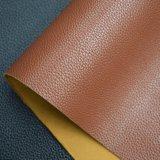 لتشيّة حبة [بو] اصطناعيّة جلد مادّة لأنّ أحذية حقائب زخرفيّة