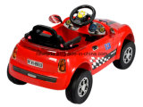 빨강 아이 배터를 가진 차에 전기 장난감 무선 제어 탐