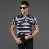 중국 공장 남자 OEM 100%년 면 대량 도매를 위한 싼 폴로 가격 셔츠