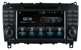 Navegador androide del GPS para el Benz Clk/la radio de coche de Cls/C
