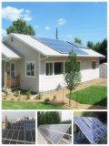 5kw 10kw sistema de energia solar de alta eficiência / sistema solar para casa / 10kw fora do sistema de energia solar de grade (com shippment grátis)