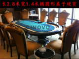 Nouvelle table de poker en bois massif (nouveau modèle-PT98)