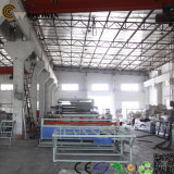 De Houten Plastic Lijn van uitstekende kwaliteit van de Uitdrijving PVC/PE/PP